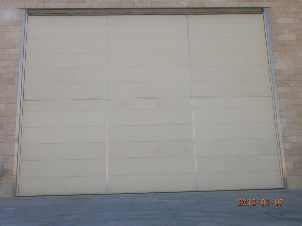 Leo Steel Construction Company 187 Rolling Shutter Doors